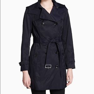 Like New Calvin Klein Trench Coat
